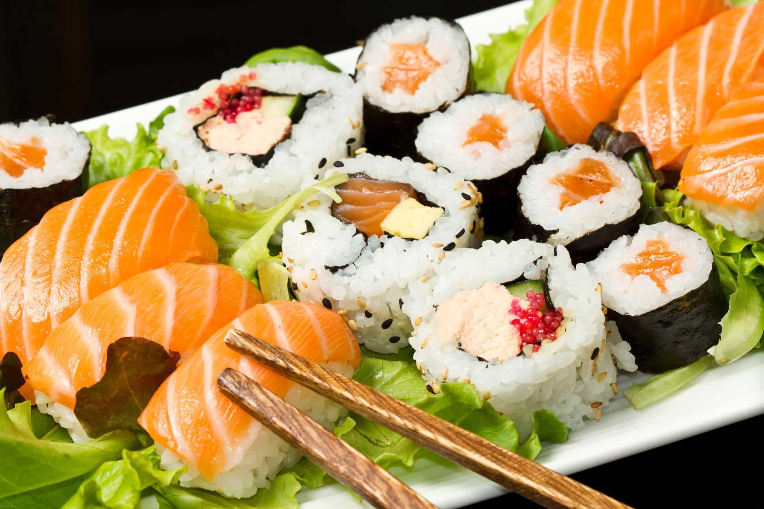 best sushi in orange beach
